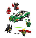 The LEGO® Batman Movie™ Coche misterioso de The Riddler™