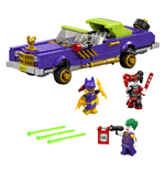 The LEGO® Batman Movie™ Coche modificado de The Joker™