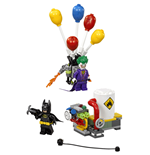 The LEGO® Batman Movie™ Globos de fuga de The Joker™