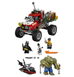 The LEGO® Batman Movie™ Reptil todoterreno de Killer Croc™