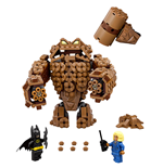 The LEGO® Batman Movie™  Ataque cenagoso de Clayface™