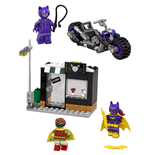 The LEGO® Batman Movie™ Moto felina de Catwoman™