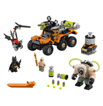 The LEGO® Batman Movie™ Camión tóxico de Bane™