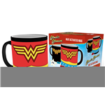 Wonder Woman Taza sensitiva al calor Costume