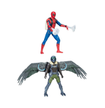 Spider-Man De Regreso a Casa Web City Figuras Deluxe 15 cm 2017 Wave 1 Surtido (4)