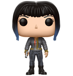 Ghost in the Shell POP! Movies Vinyl Figura Major (Bomber Jacket) 9 cm