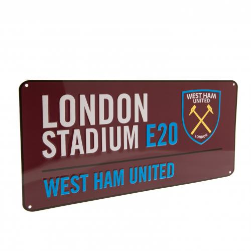 Placa West Ham United 263723