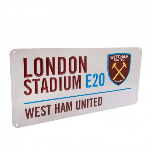 Placa West Ham United 263724