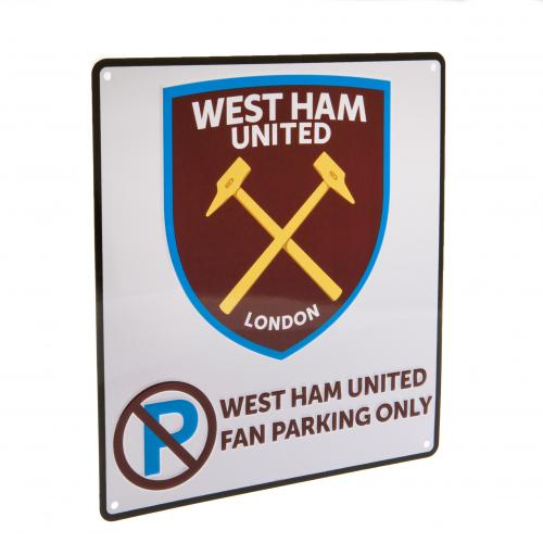 Placa West Ham United 263726
