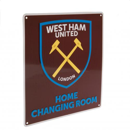 Placa West Ham United 263728
