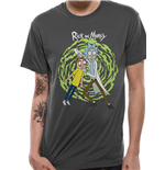 Camiseta Rick and Morty - Spiral