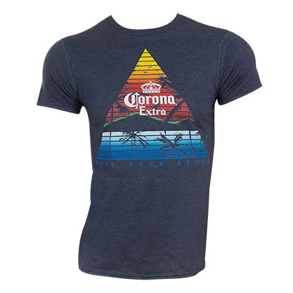 Camiseta Coronita Triangle Logo