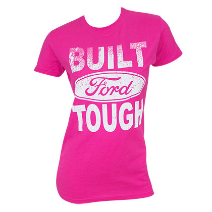 Camiseta Ford de mujer