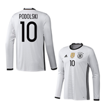 Camiseta Alemania Fútbol 2016-2017 Home