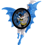 Batman Reloj de Pared 3D Motion Swinging Batman
