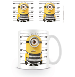 Gru, Mi Villano Favorito 3 Taza Line Up Minion
