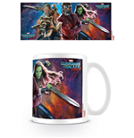 Guardianes de la Galaxia Vol. 2 Taza Action