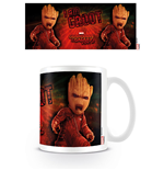 Guardianes de la Galaxia Vol. 2 Taza Angry Groot