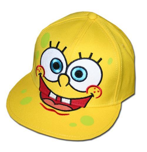 d053236f5d9ee Gorra Spongebob Squarepants Face Original  Compra Online en Oferta