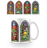 Legend of Zelda Taza Stained Glass
