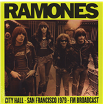 Vinilo Ramones - City Hall Plaza 1979 In San Francisco