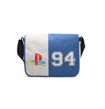 Bolso Messenger PlayStation - Classic 94 Logo Blue