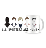 American Horror Story Taza All Monster Are Human