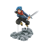 Dragonball Super Figura Soul x Soul Trunks 12 cm