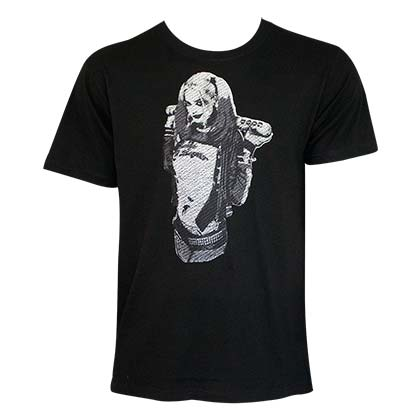 Camiseta Harley Quinn Embroidered