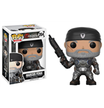 Gears of War POP! Games Vinyl Figura Marcus Fenix (Old Man) 9 cm