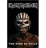 Póster Iron Maiden - The Book Of Souls 61x91,5 Cm