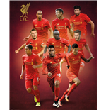 Póster Liverpool FC 264985