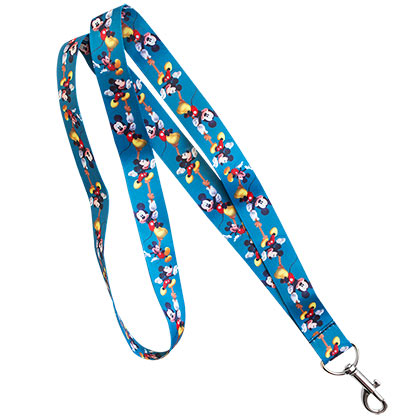 Lanyard Mickey Mouse