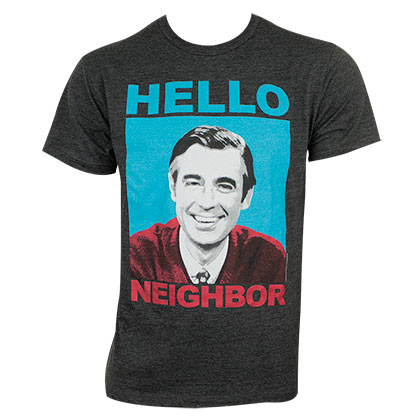 Camiseta Mister Rogers' Neighborhood de hombre