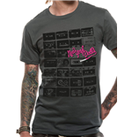 Camiseta New York Dolls 265142