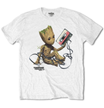 Camiseta Guardians of the Galaxy V. 2 Groot with Tape