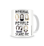 American Horror Story Taza Normal People Scare Me