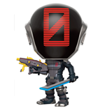 Borderlands POP! Games Vinyl Figura Zero 9 cm