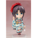 Fate/ Stay Night Estatua PVC Chara Forme Rin Tohsaka Kimono Version 10 cm