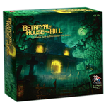 Avalon Hill Juego de Mesa Betrayal at House on the Hill 2nd Edition inglés
