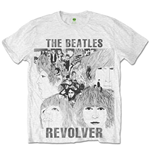 Camiseta The Beatles 265944