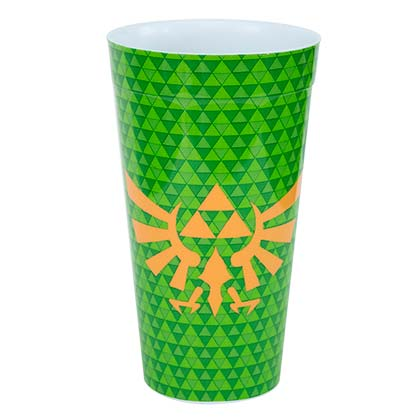 Vaso The Legend of Zelda - Triforce