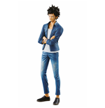 One Piece Figura Jeans Freak The Last World Trafalgar Law 21 cm