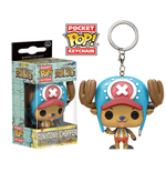 One Piece Llavero Pocket POP! Vinyl TonyTony. Chopper 4 cm