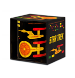 Star Trek Taza Starship Graph