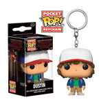 Stranger Things Llavero Pocket POP! Vinyl Dustin 4 cm