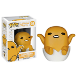 Gudetama, the Lazy Egg POP! Animation Vinyl Figura Gudetama 9 cm