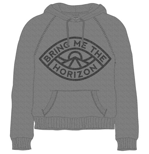 Sudadera Bring Me The Horizon unisex - Design: Eye