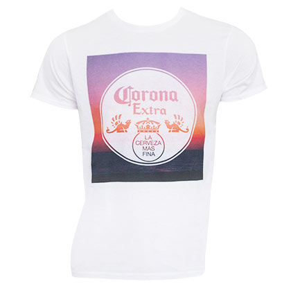 Camiseta Coronita Sunset