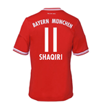Camiseta Bayern de Munich 2013-2014 Home